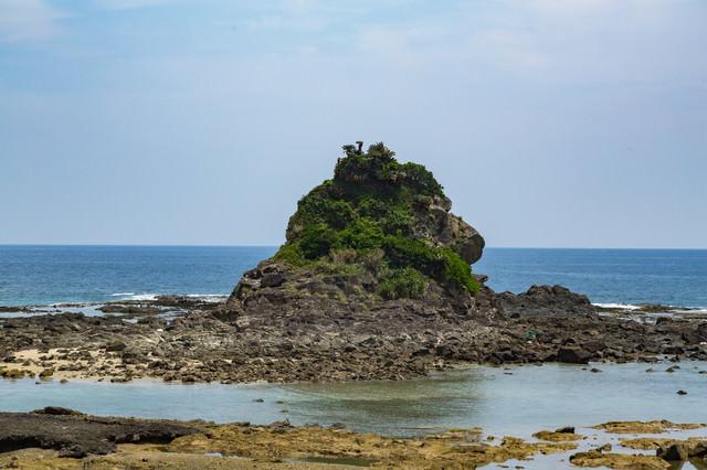 徳之島ゴリラ岩の写真