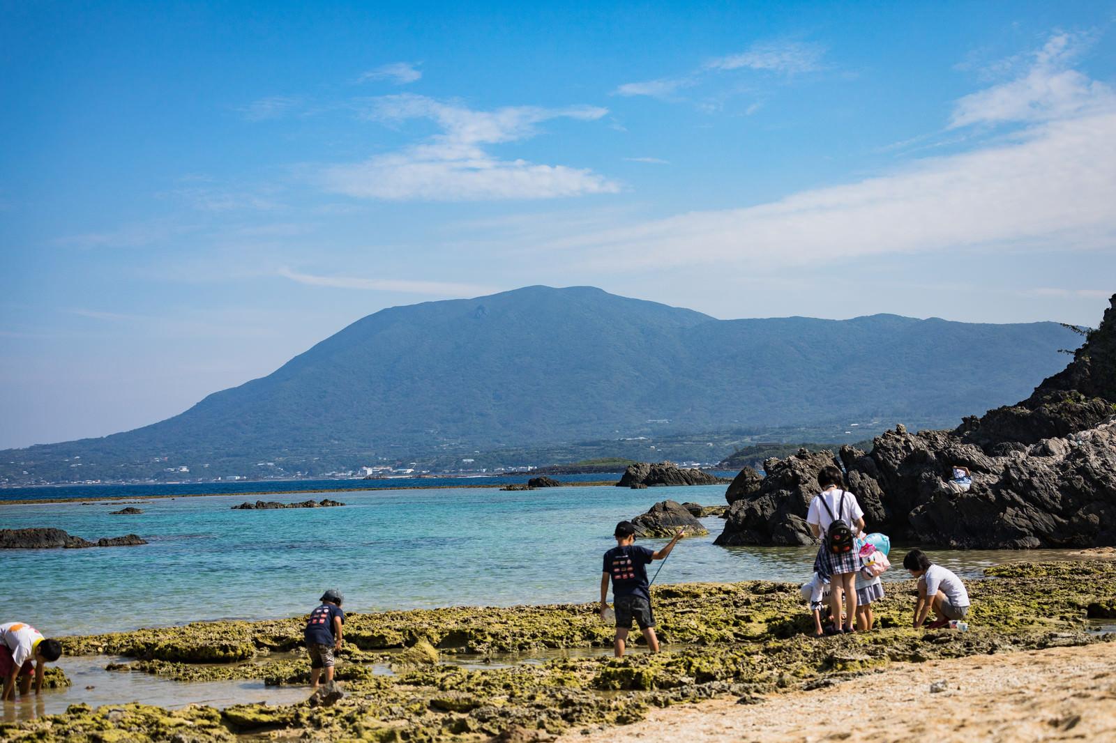 「海開きした徳之島畦(アゼ)プリンスビーチ | 写真の無料素材・フリー素材 - ぱくたそ」の写真
