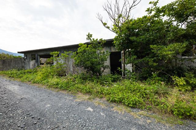 徳之島ニューオータニ・ホテル跡の写真