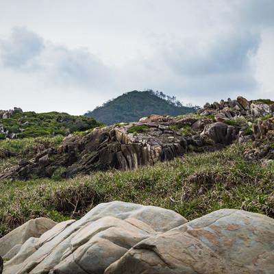 奄美群島のムシロ瀬の写真