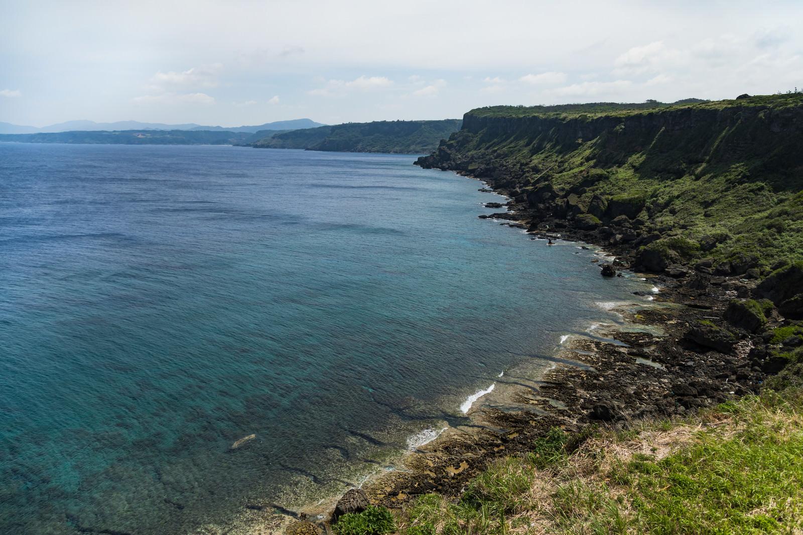 「奄美群島国立公園からの眺め」の写真