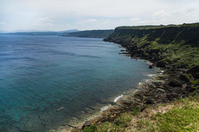 奄美群島国立公園からの眺めの写真