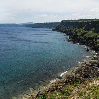 「奄美群島国立公園からの眺め」の写真素材