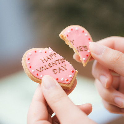 ハッピーバレンタイン終了のお知らせの写真