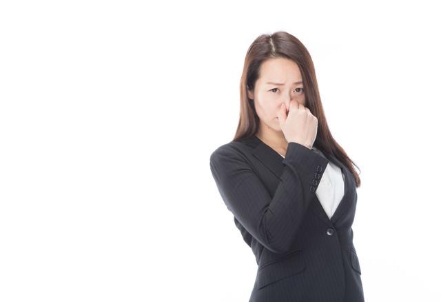 体臭が周囲に迷惑をかけていると考えたことはありますか?の写真