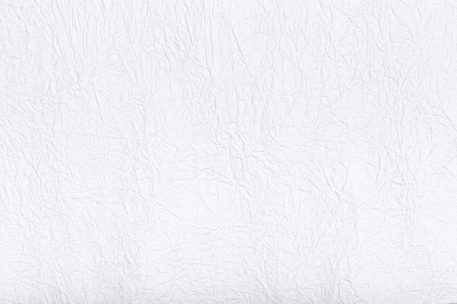 「シワシワの和紙」の写真