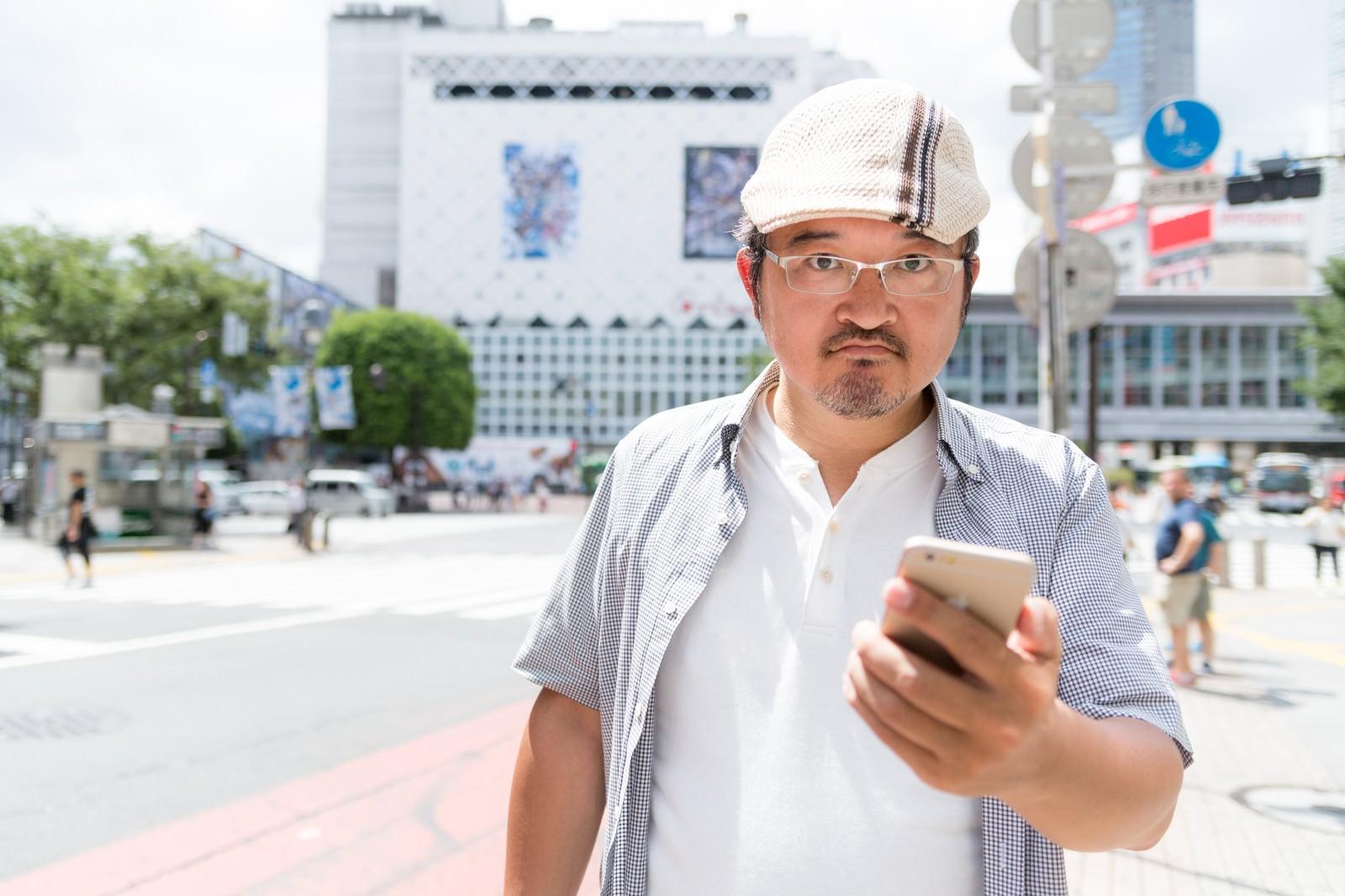 「現実は面白いことに満ち溢れていると訴えるハンチング帽の男性現実は面白いことに満ち溢れていると訴えるハンチング帽の男性」[モデル:ナリシゲ]のフリー写真素材を拡大