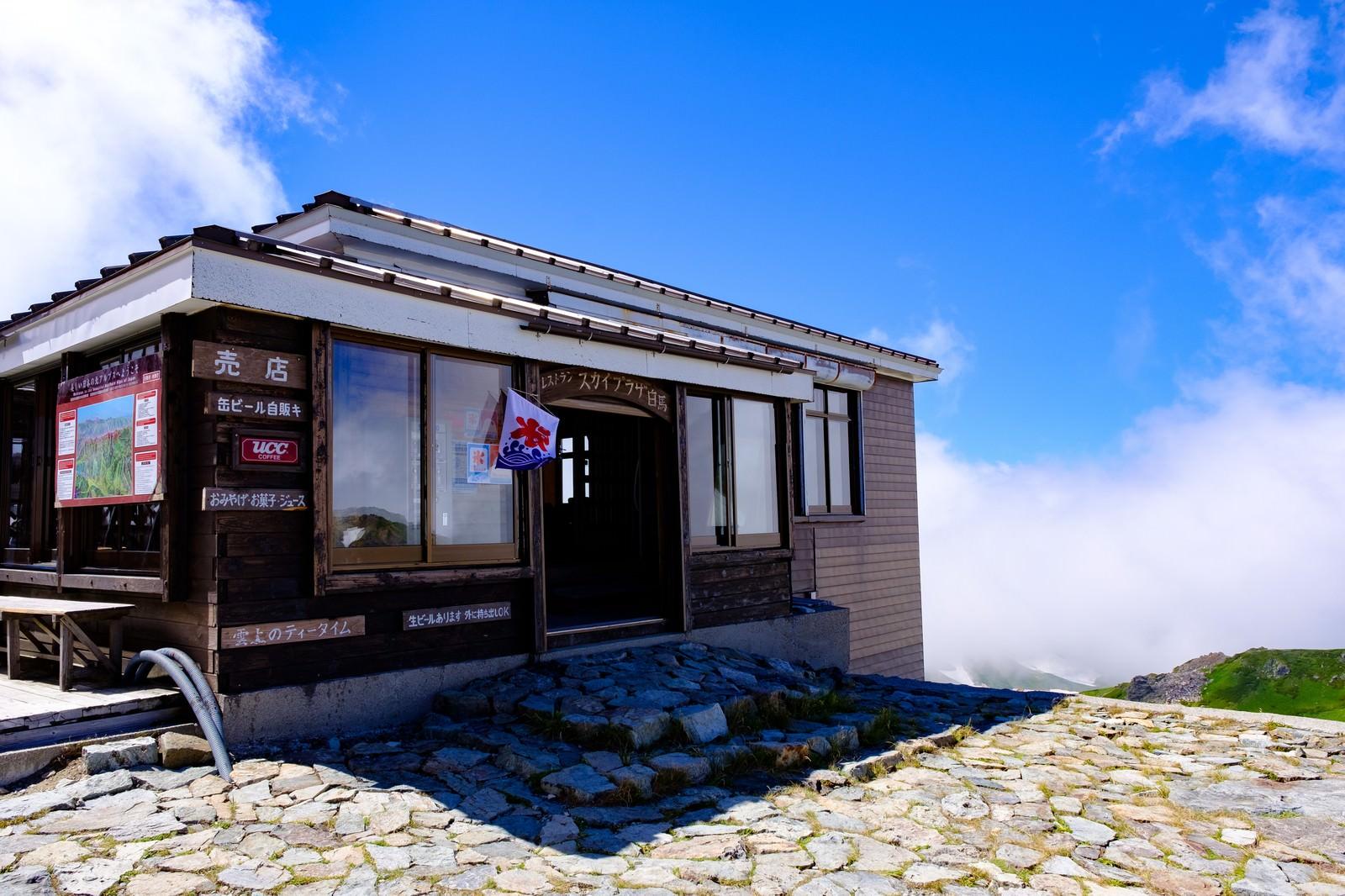 「白馬スカイプラザ(白馬岳)」の写真