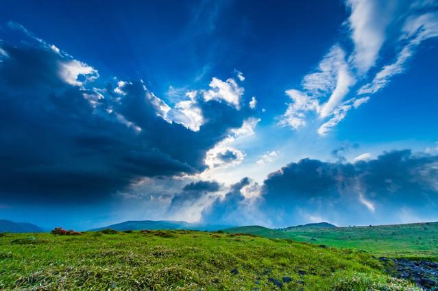 霧ヶ峰(きりがみね)の写真