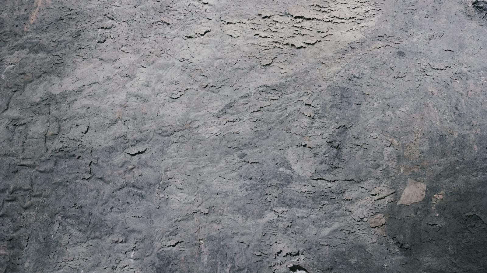 「粘土質の壁(テクスチャ)」の写真